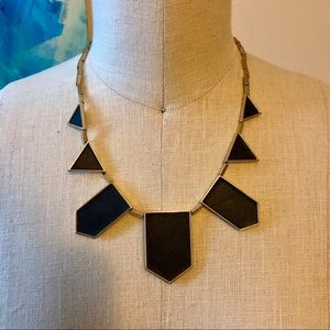 House of Harlow Leather Necklace